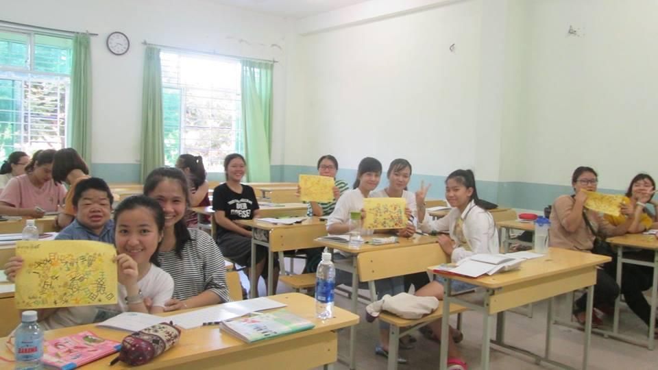 Lớp Hán tự