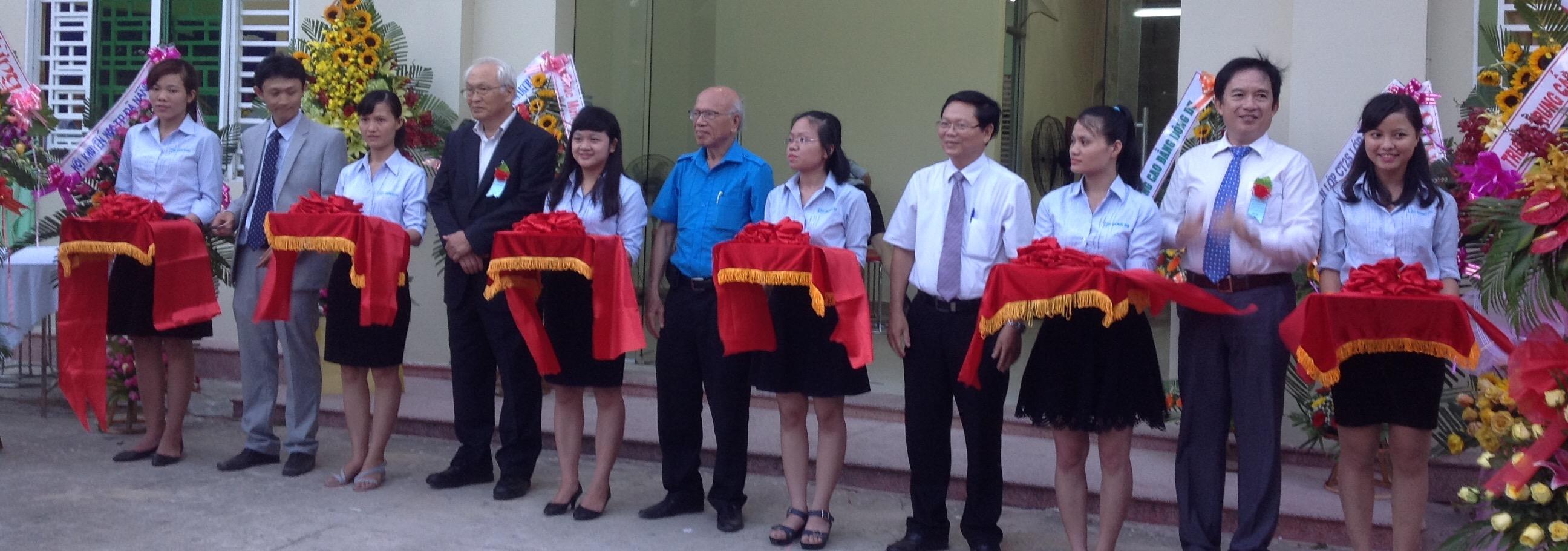 Khánh thành cơ sở Nguyễn Tư Giản
